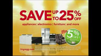 h.h. gregg Employee Family Prices Event TV Spot - Thumbnail 4