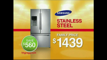h.h. gregg Employee Family Prices Event TV Spot - Thumbnail 5