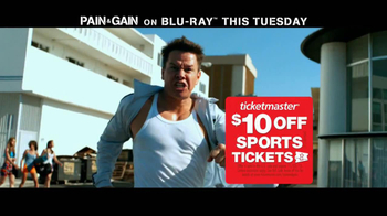 Pain & Gain Blu-ray and DVD TV Spot - Thumbnail 4