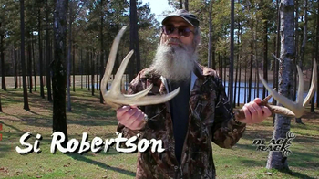 Flextone Black Rack TV Spot Featuring Si Robertson - Thumbnail 1