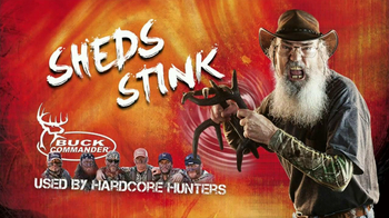 Flextone Black Rack TV Spot Featuring Si Robertson - Thumbnail 10
