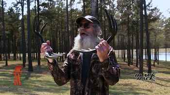 Flextone Black Rack TV Spot Featuring Si Robertson - 82 commercial airings