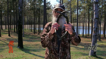 Flextone Black Rack TV Spot Featuring Si Robertson - Thumbnail 5