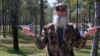 Flextone Black Rack TV Spot Featuring Si Robertson - Thumbnail 8