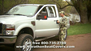 Marathon Seat Covers TV Spot - Thumbnail 1
