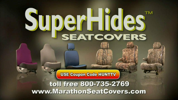 Marathon Seat Covers TV Spot - Thumbnail 8