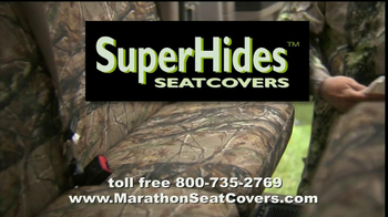Marathon Seat Covers TV Spot - Thumbnail 2