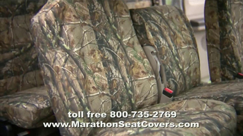 Marathon Seat Covers TV Spot - Thumbnail 5
