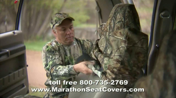 Marathon Seat Covers TV Spot - Thumbnail 6