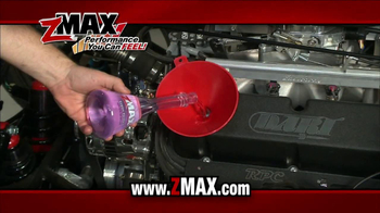 zMax TV Spot, 'Oil, Fuel'