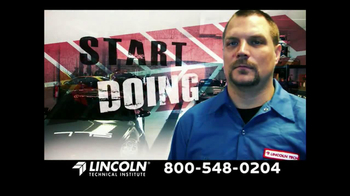 Lincoln Technical Institute TV Spot, 'Automotive Tech' - Thumbnail 2