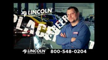 Lincoln Technical Institute TV Spot, 'Automotive Tech'