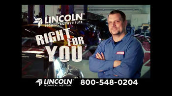 Lincoln Technical Institute TV Spot, 'Automotive Tech' - Thumbnail 8