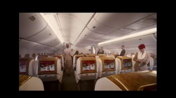 Emirates TV Spot, 'Share a Smile in 120 Languages' - Thumbnail 5