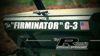 Ranew's Outdoor Equipment The Firminator ATV TV Spot