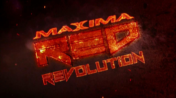 Carbon Express Red Revolution Arrows TV Spot - Thumbnail 10