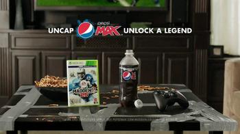 Pepsi Max TV Spot Featuring Barry Sanders - Thumbnail 10