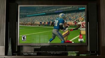 Pepsi Max TV Spot Featuring Barry Sanders - Thumbnail 9