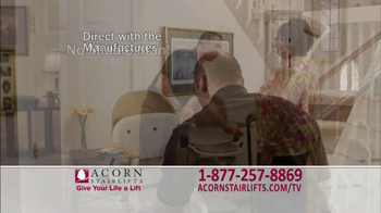 Acorn Stairlifts TV Spot, 'Independence' - Thumbnail 10