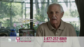 Acorn Stairlifts TV Spot, 'Independence' - Thumbnail 2