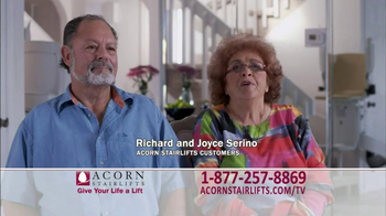 Acorn Stairlifts TV Spot, 'Independence' - Thumbnail 3
