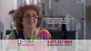 Acorn Stairlifts TV Spot, 'Independence' - Thumbnail 4