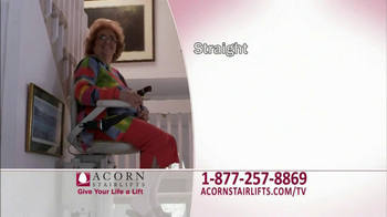 Acorn Stairlifts TV Spot, 'Independence' - Thumbnail 5