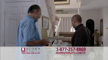 Acorn Stairlifts TV Spot, 'Independence' - Thumbnail 6