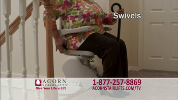 Acorn Stairlifts TV Spot, 'Independence' - Thumbnail 7