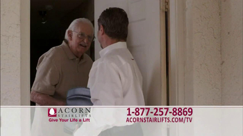 Acorn Stairlifts TV Spot, 'Independence' - Thumbnail 9