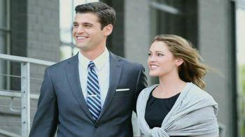 JoS. A. Bank Traveler Slim Fit Suit TV Spot
