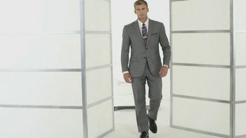 JoS. A. Bank Traveler Slim Fit Suit TV Spot - Thumbnail 6