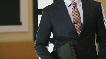 JoS. A. Bank Traveler Slim Fit Suit TV Spot - Thumbnail 8
