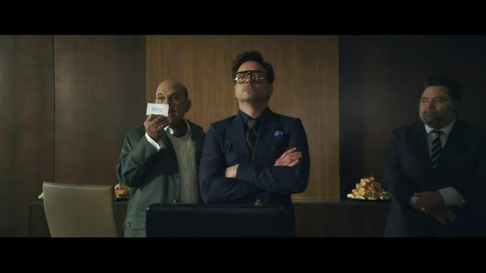 HTC TV Commercial, 'Here's to Change' Featuring Robert Downey, Jr.