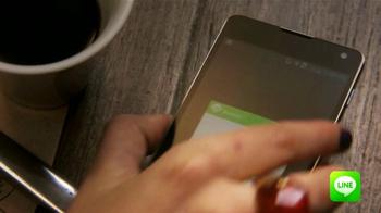 Line App TV Spot, 'Restaurante' [Spanish] - Thumbnail 2