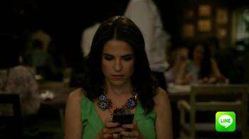 Line App TV Spot, 'Restaurante' [Spanish] - Thumbnail 4