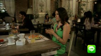 Line App TV Spot, 'Restaurante' [Spanish] - Thumbnail 9
