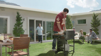 DIRECTV TV Spot, 'Most Powerful Griller' - Thumbnail 1