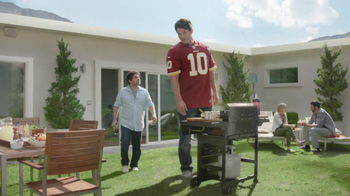 DIRECTV TV Spot, 'Most Powerful Griller' - Thumbnail 2
