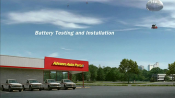 Advance Auto Parts TV Spot 'Free Fall'