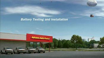 Advance Auto Parts TV Spot 'Free Fall'