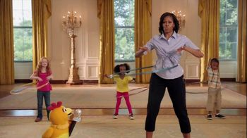 Sprout Channel TV Spot, 'Let's Move' Featuring Michelle Obama