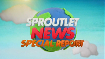 Sprout Channel TV Spot, 'Let's Move' Featuring Michelle Obama - Thumbnail 2