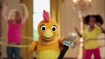 Sprout Channel TV Spot, 'Let's Move' Featuring Michelle Obama - Thumbnail 3