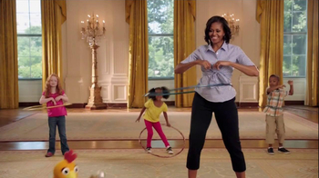 Sprout Channel TV Spot, 'Let's Move' Featuring Michelle Obama - Thumbnail 5