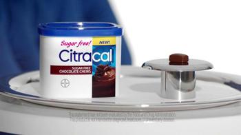 Citracal Sugar-Free Chocolate Chews TV Spot, 'Decadent' - Thumbnail 4