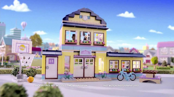 LEGO Friends Heatlake City High TV Spot, 'School' - Thumbnail 4