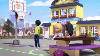 LEGO Friends Heatlake City High TV Spot, 'School' - Thumbnail 8