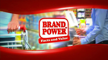 Boost Nutrition Bars TV Spot, 'Brand Power' - Thumbnail 1