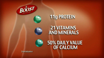 Boost Nutrition Bars TV Spot, 'Brand Power' - Thumbnail 5